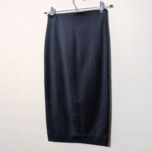 Aritzia Wilfred high waisted pencil skirt